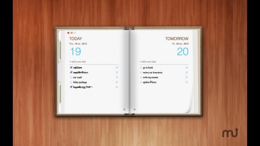 DailyDo for Mac - review, screenshots