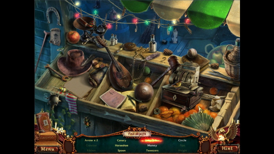 Dark Strokes: Sins Of The Father CE for Mac - review, screenshots