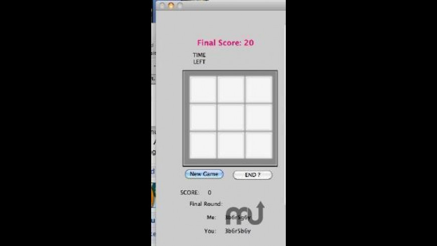 Simon9by4 for Mac - review, screenshots