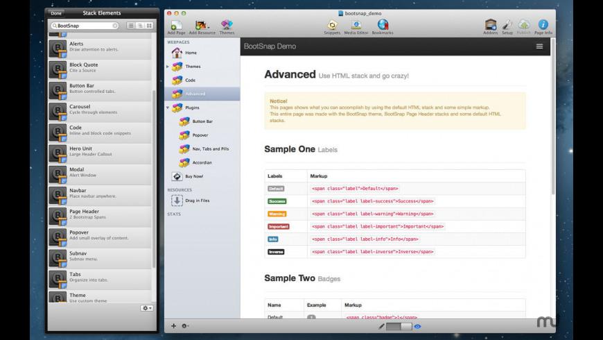BootSnap for Mac - review, screenshots