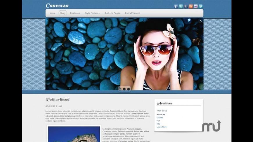 Conversa for Mac - review, screenshots