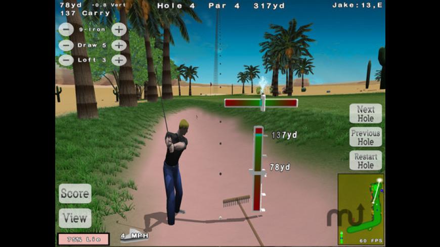 Nova Golf for Mac - review, screenshots