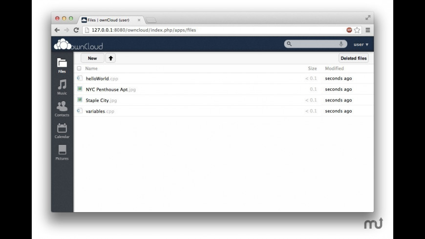 BitNami ownCloud Stack 10 0 10 Free Download for Mac | MacUpdate