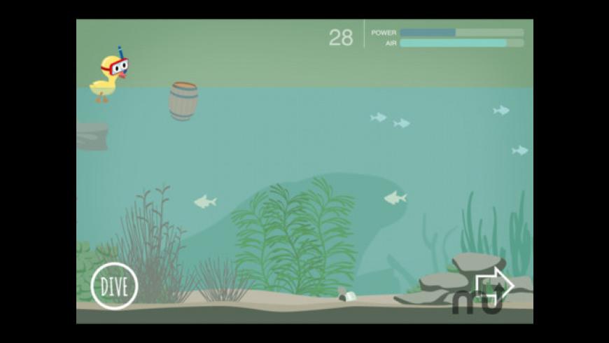 Ducky Dive for Mac - review, screenshots