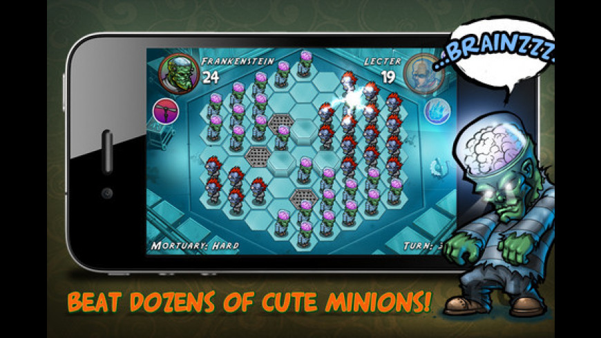 Zombie Quest  for Mac - review, screenshots