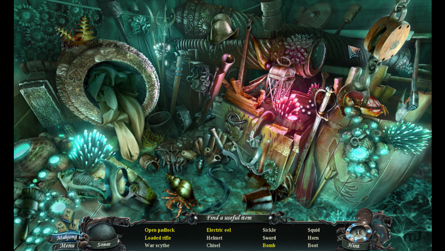 Nightmares From The Deep CE for Mac - review, screenshots