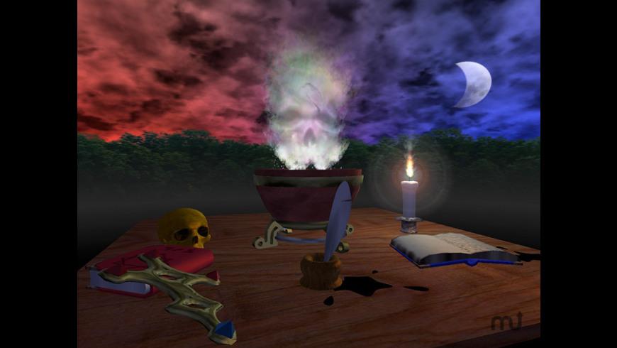 Alchemy 3D Screensaver for Mac - review, screenshots