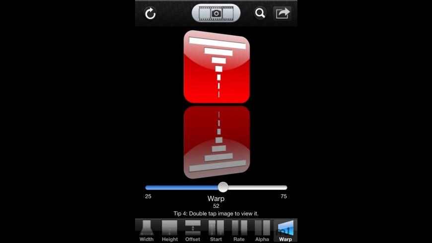 Photo Reflect for Mac - review, screenshots