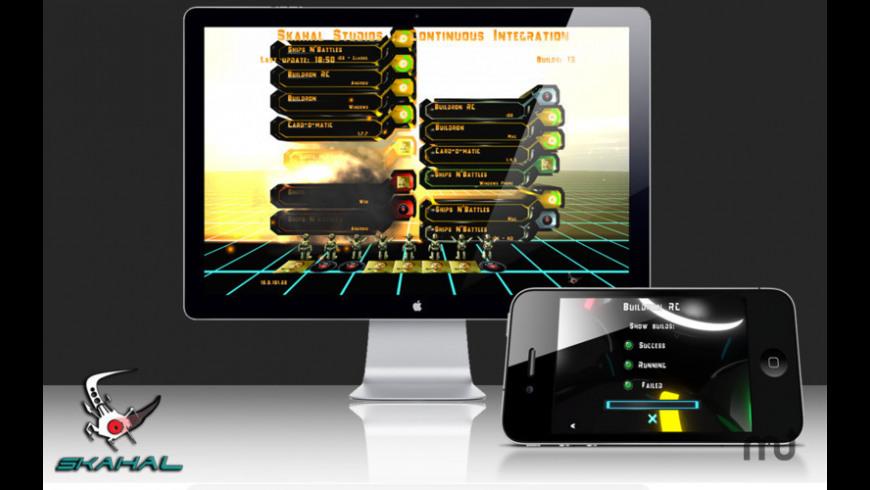 Buildron for Mac - review, screenshots
