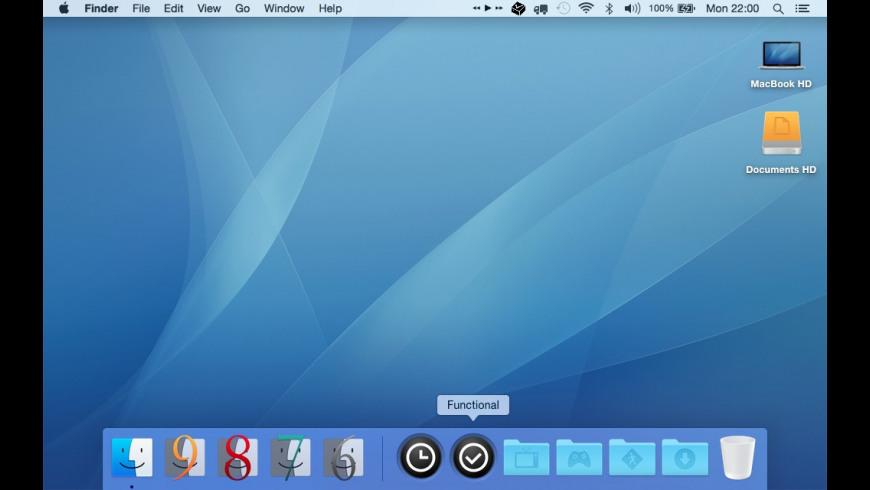 Functional for Mac - review, screenshots