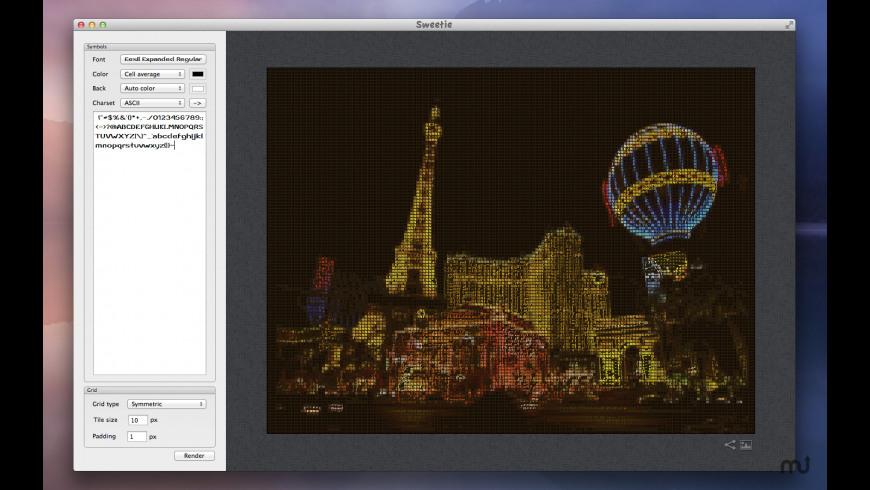 Sweetie for Mac - review, screenshots