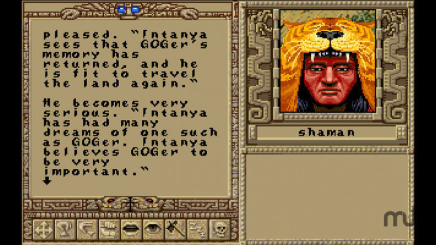 Worlds of Ultima - Savage Empire for Mac - review, screenshots
