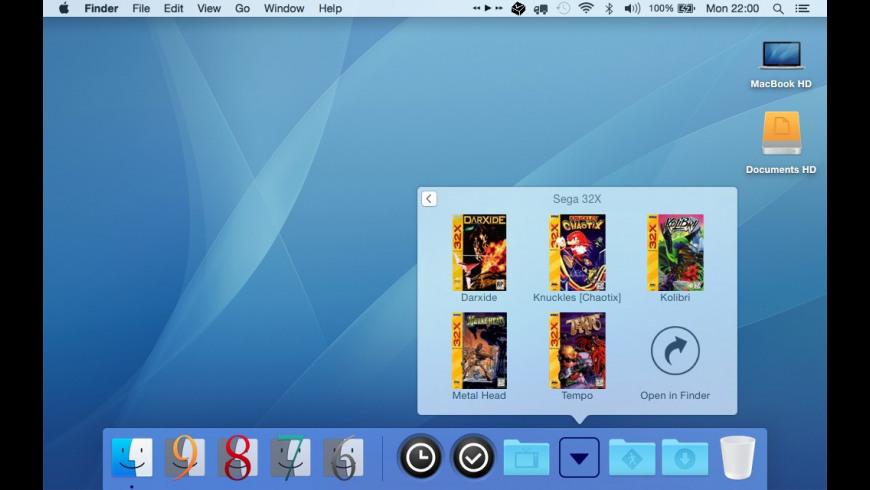 ROMlaunch for Mac - review, screenshots