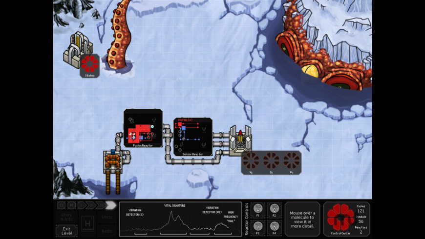 SpaceChem for Mac - review, screenshots
