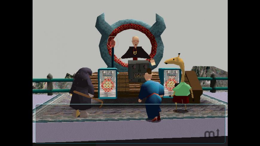 Little Big Adventure 2 for Mac - review, screenshots