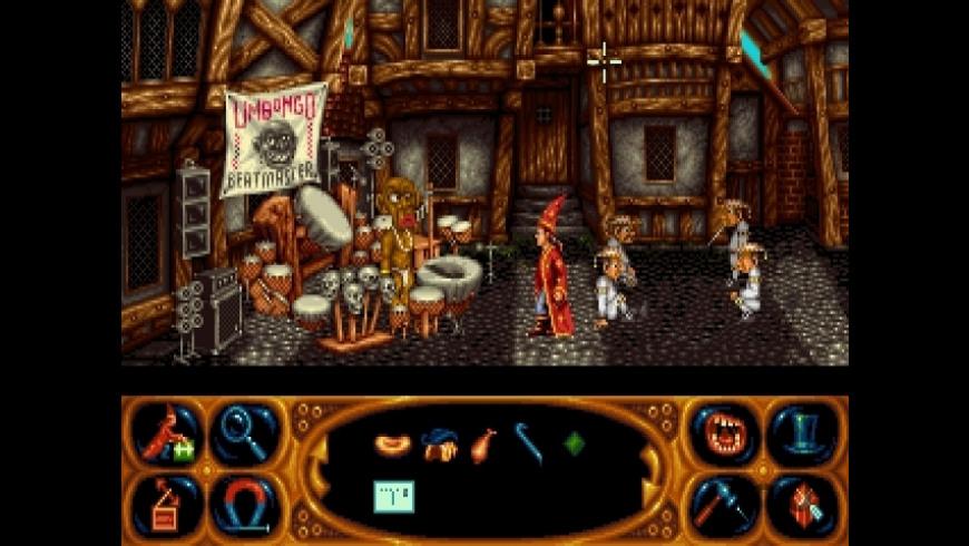 Simon the Sorcerer 2 for Mac - review, screenshots
