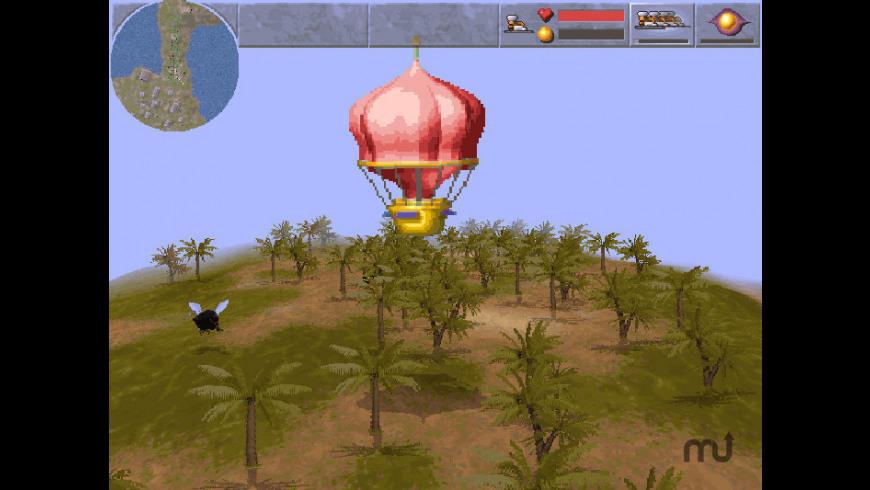 Magic Carpet for Mac - review, screenshots