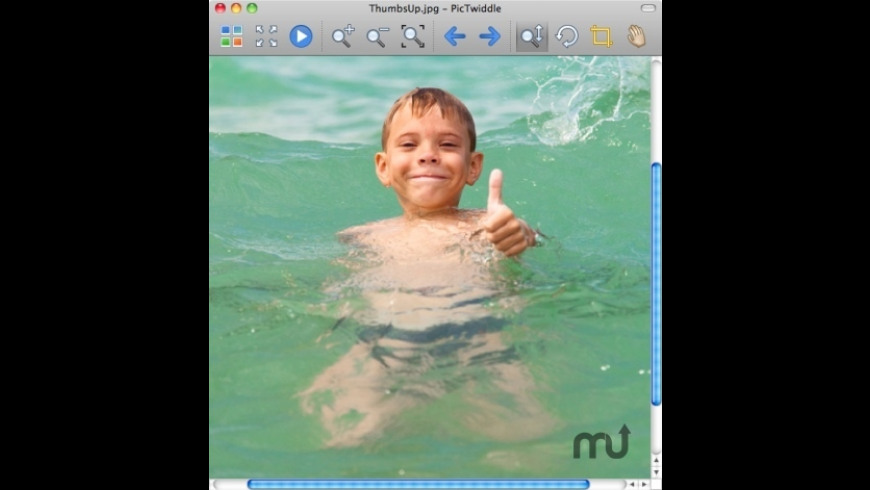 PicTwiddle for Mac - review, screenshots