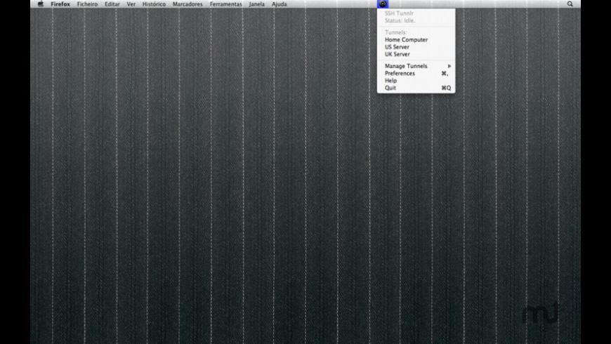 SSH Tunnlr for Mac - review, screenshots