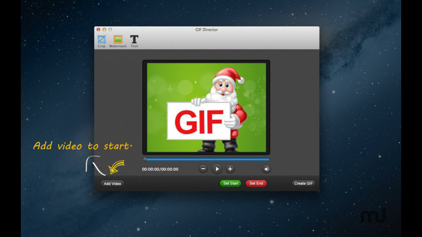 GIF Director for Mac - review, screenshots