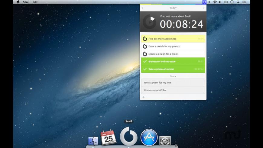 Snail for Mac - review, screenshots