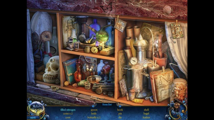 Royal Detective: The Lord of Statues for Mac - review, screenshots
