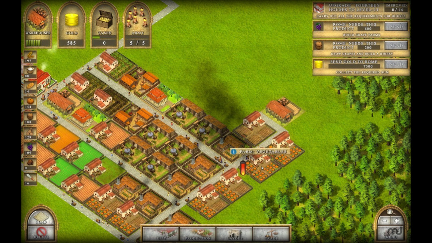 Ancient Rome 2 for Mac - review, screenshots