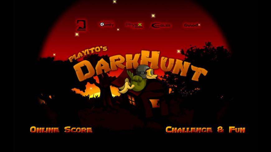 DarkHunt for Mac - review, screenshots