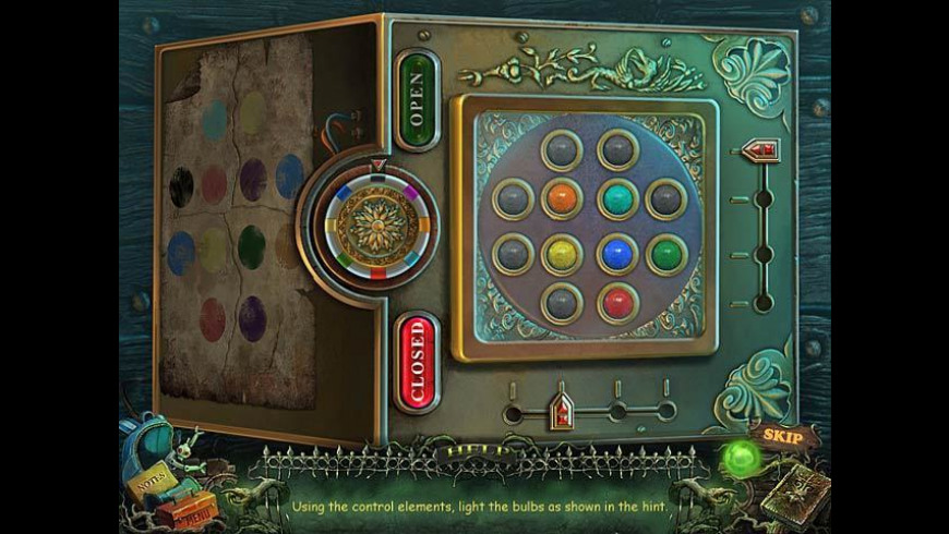 Gothic Fiction: Dark Saga CE for Mac - review, screenshots