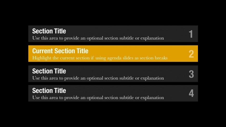 Slidevana Bundle for Keynote for Mac - review, screenshots