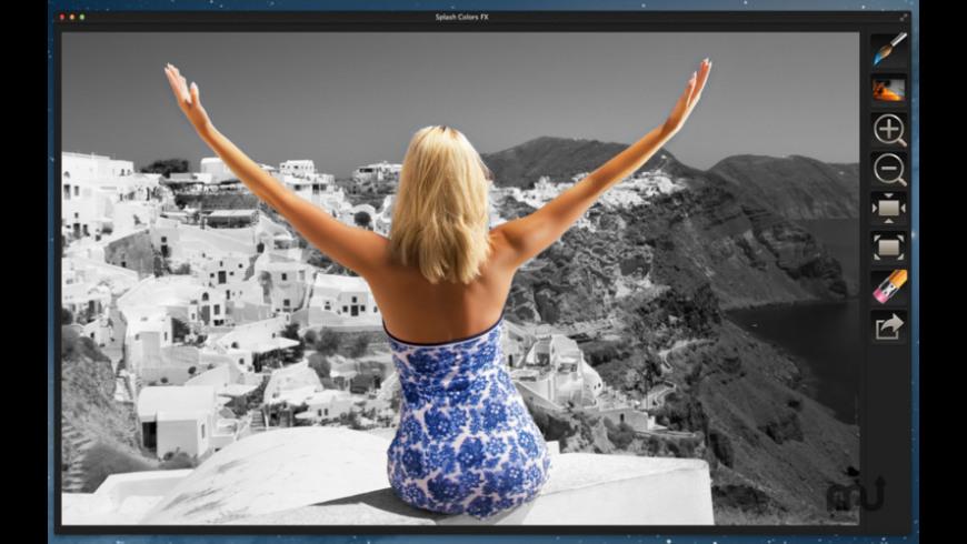 Splash Colors FX for Mac - review, screenshots