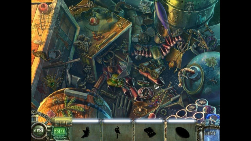 Haunted Halls: Revenge of Dr. Blackmore CE for Mac - review, screenshots