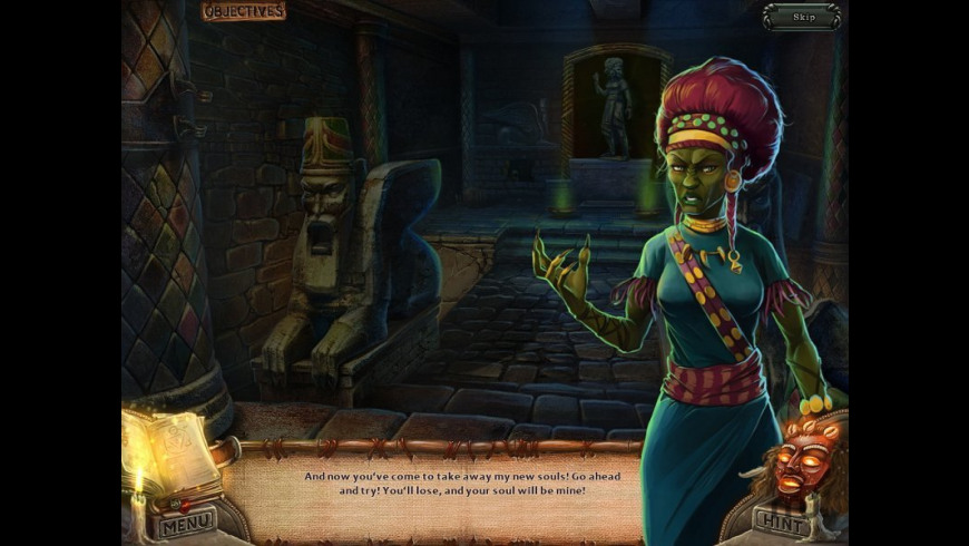 The Saint: Abyss of Despair for Mac - review, screenshots