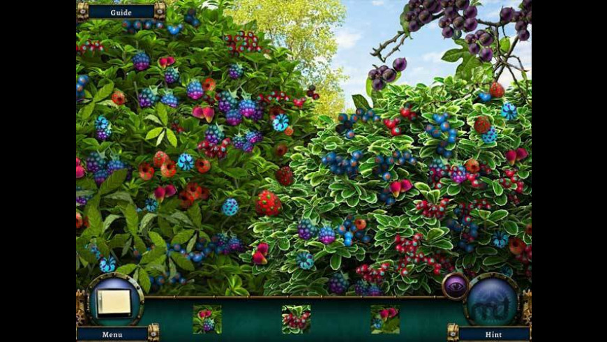 Botanica: Into the Unknown CE for Mac - review, screenshots