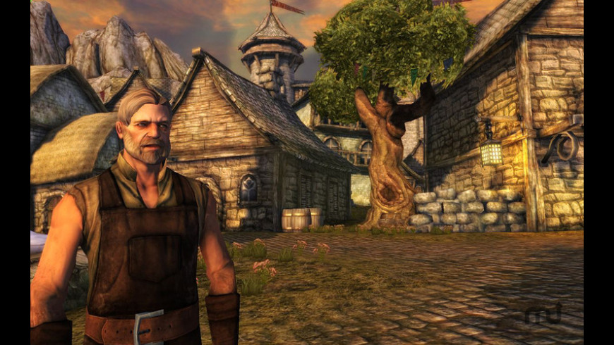 Ravensword: Shadowlands for Mac - review, screenshots