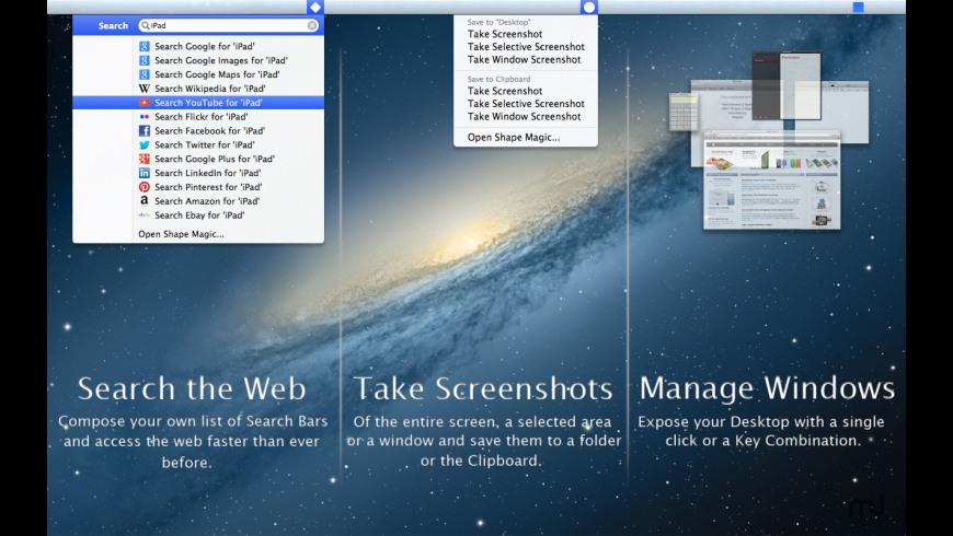 Shape Magic for Mac - review, screenshots