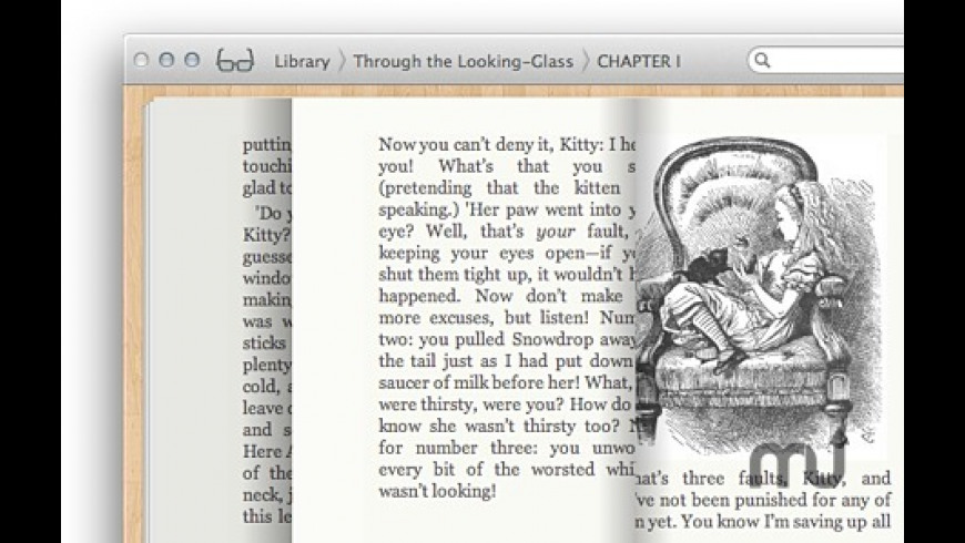 Bookinist for Mac - review, screenshots