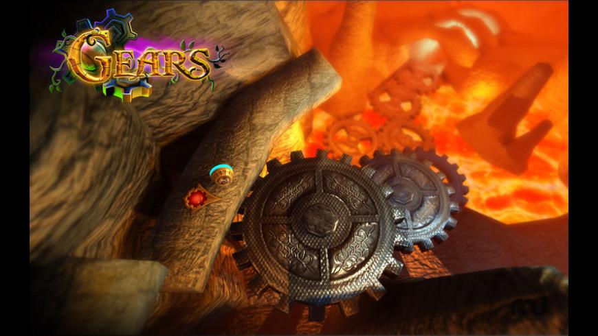 Gears for Mac - review, screenshots