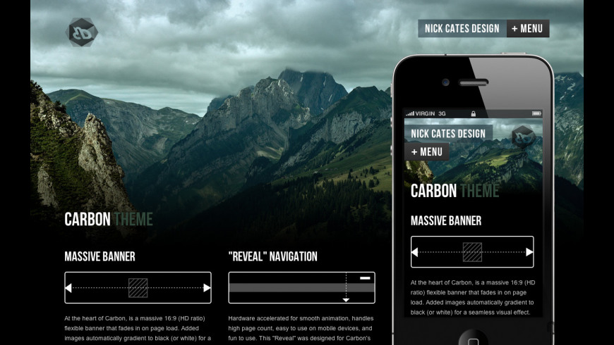 Carbon for Mac - review, screenshots