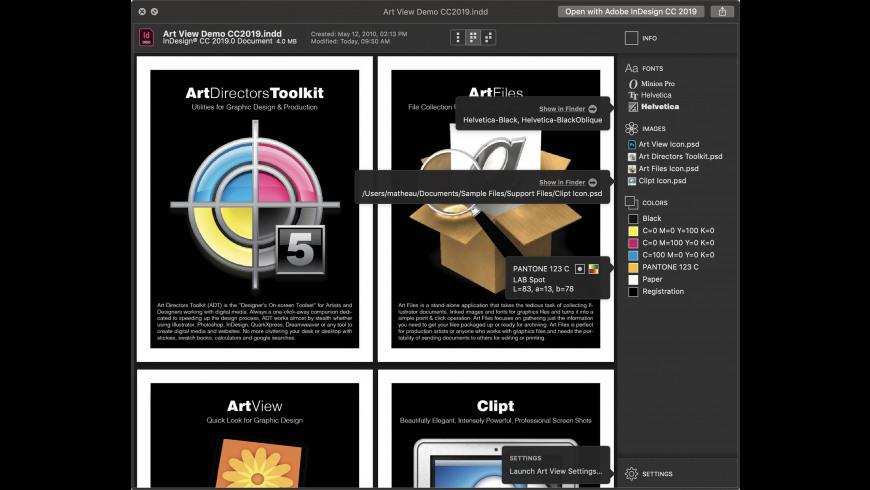 Art View for Mac - review, screenshots