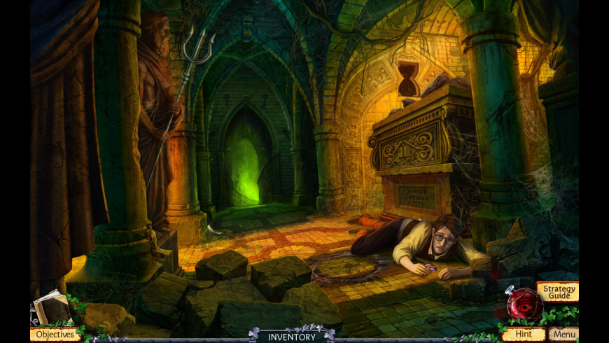 Dark Mysteries: The Soul Keeper for Mac - review, screenshots