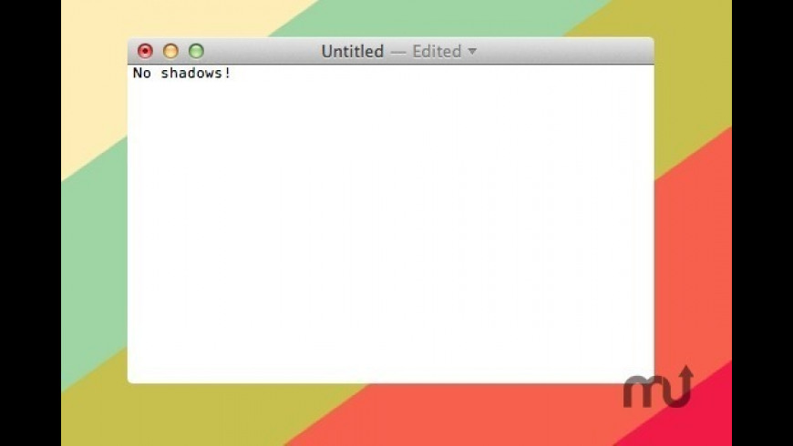 ShadowSweeper for Mac - review, screenshots