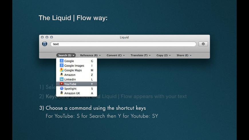 Liquid | Flow for Mac - review, screenshots