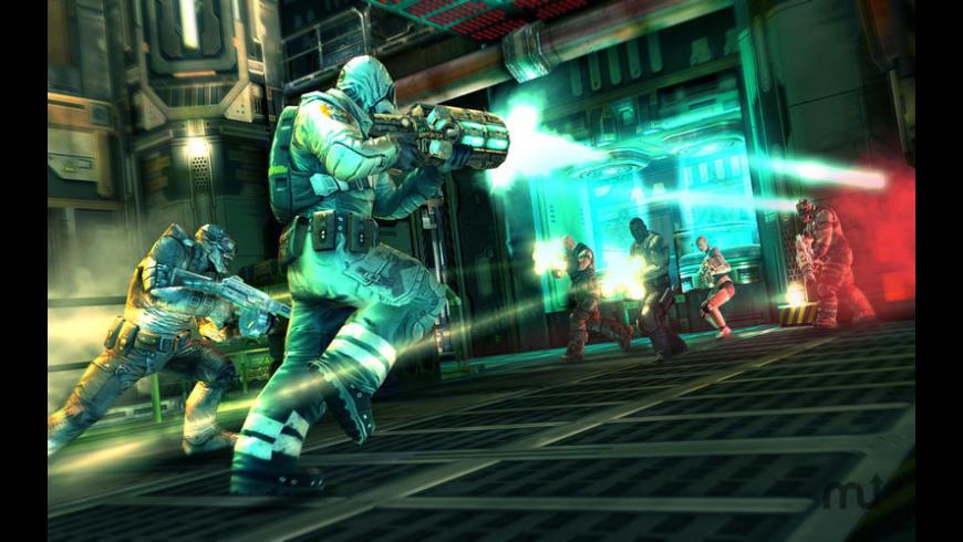 SHADOWGUN: DeadZone for Mac - review, screenshots