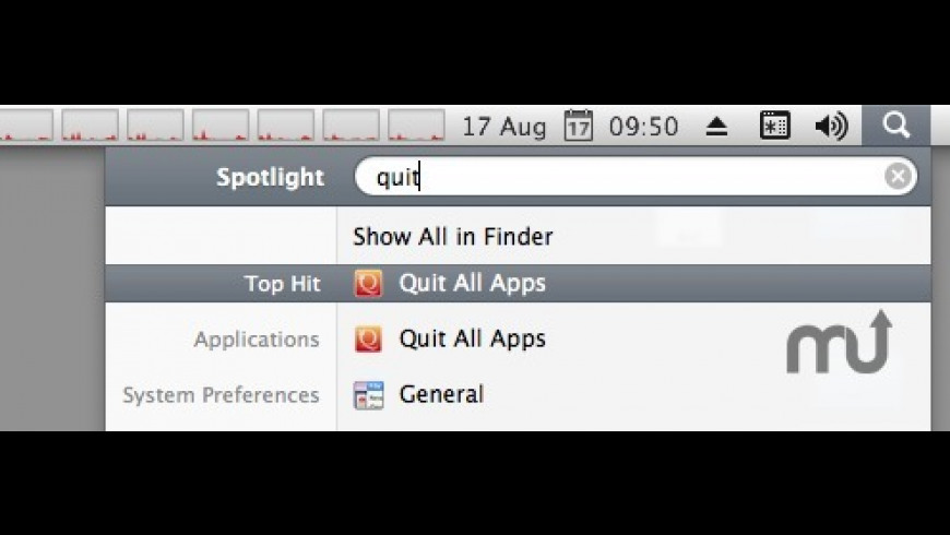 Quit All Apps for Mac - review, screenshots