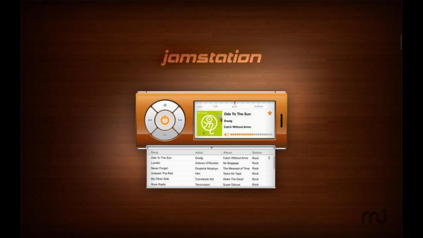 JamStation for Mac - review, screenshots