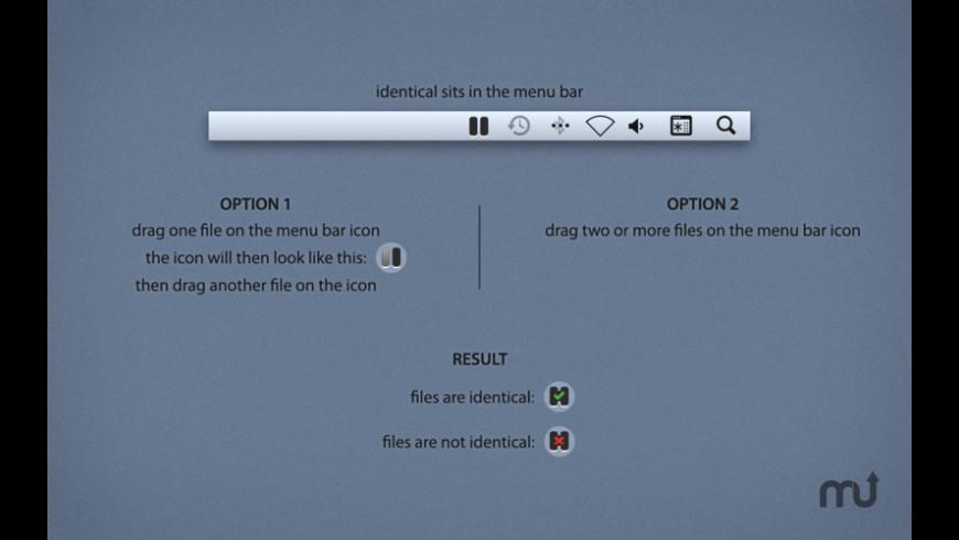 Identical for Mac - review, screenshots
