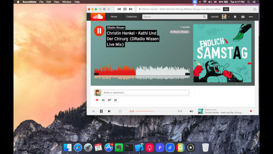 SoundMate for Mac - review, screenshots