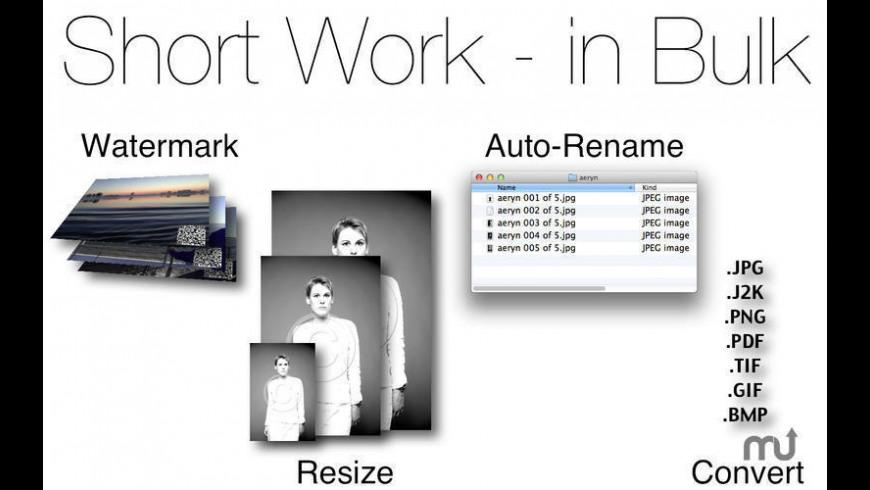 watermark PRO for Mac - review, screenshots
