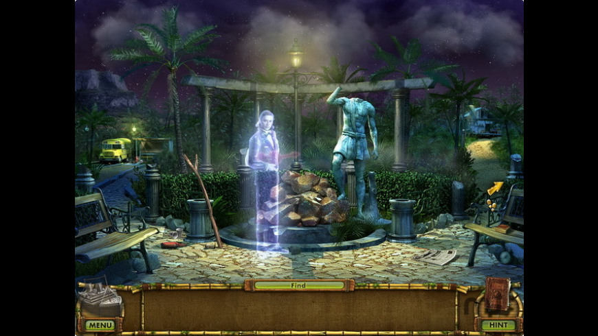 The Treasures Of Mystery Island: The Ghost Ship for Mac - review, screenshots